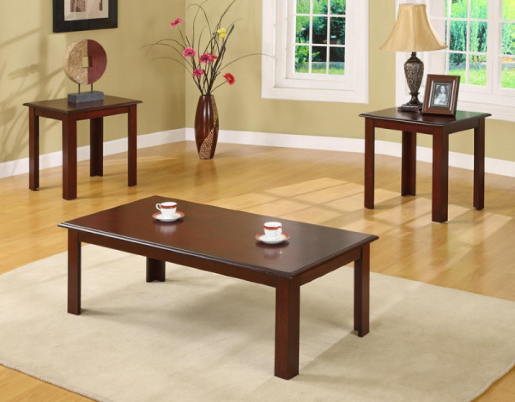 30152-62029 Wooden Coffee Table