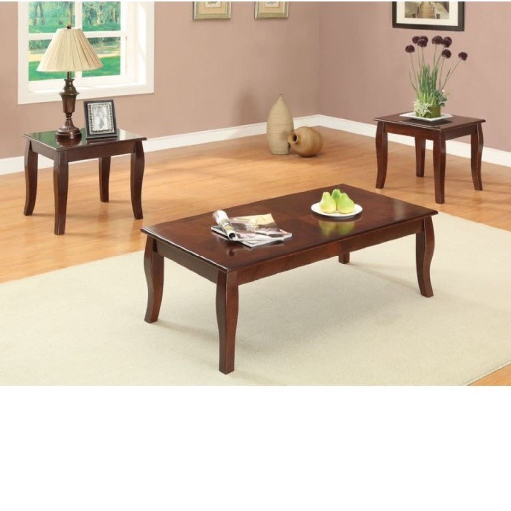 30152-80837 Wooden Coffee Table