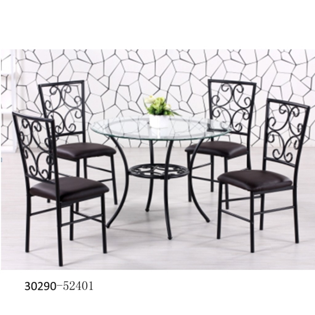 30290-52401 Dining set glass