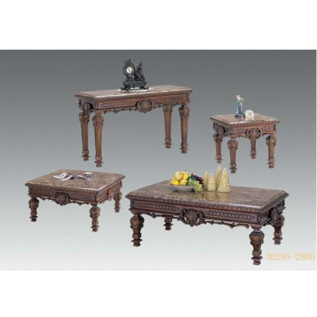 30296-2800 coffee table and end table