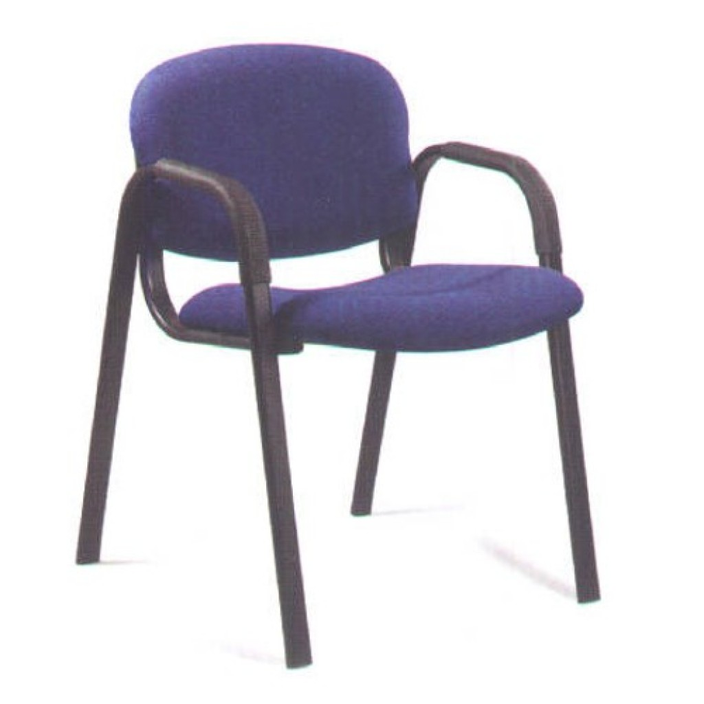 30297-HK-505A Steel Visitor Chair