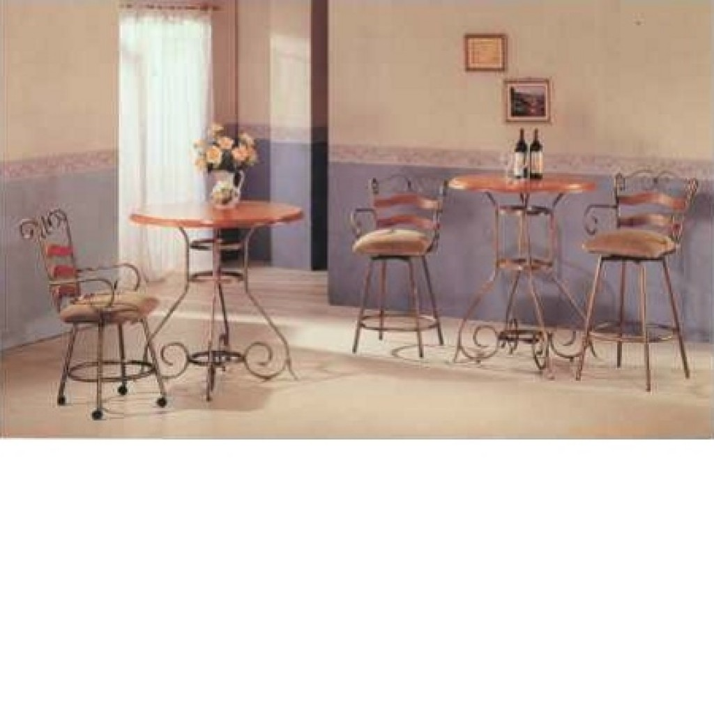 30405-M545 Bar Stool & Table Set