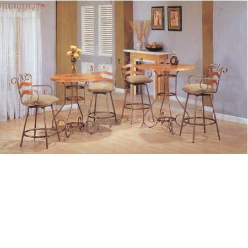 30405-M546-B Bar Stool & Table Set