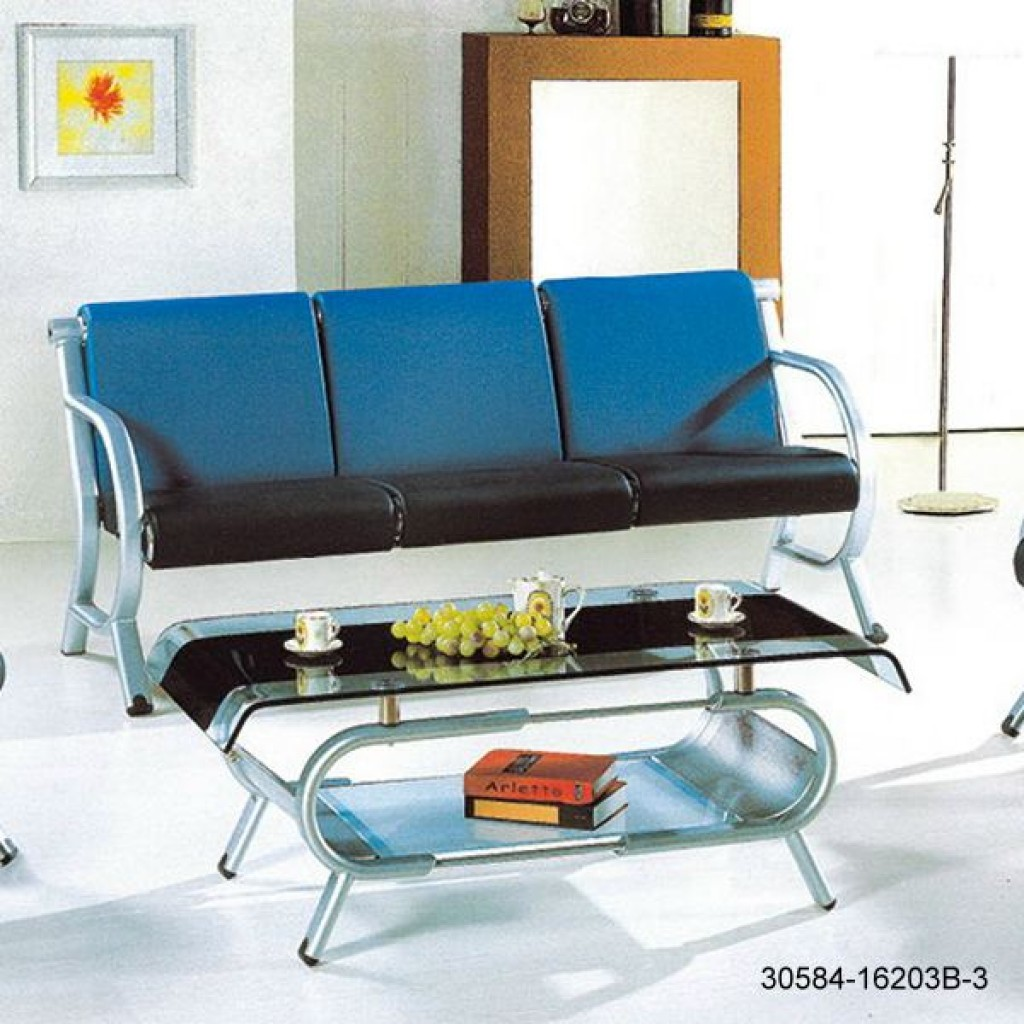 office sofa set. 30584-16203B-Office Sofa Set Office