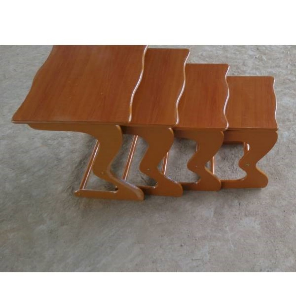 30708-4B Stock for 4pcs Nest Table