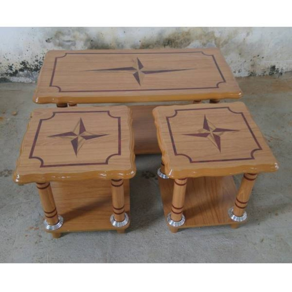 30708-8052 Stock Wooden Coffee Table
