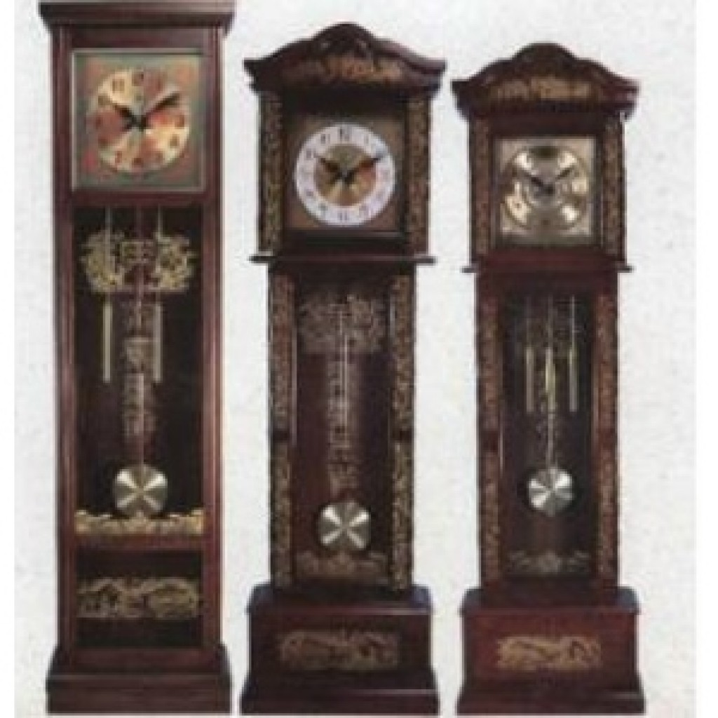 3108-1407 Grandfather Clock