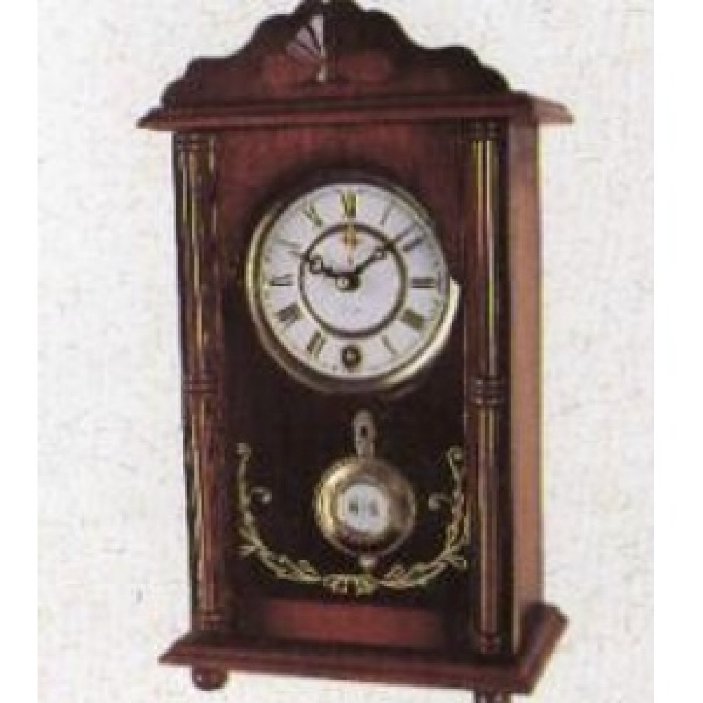 3108-2159 Wooden Table Clock
