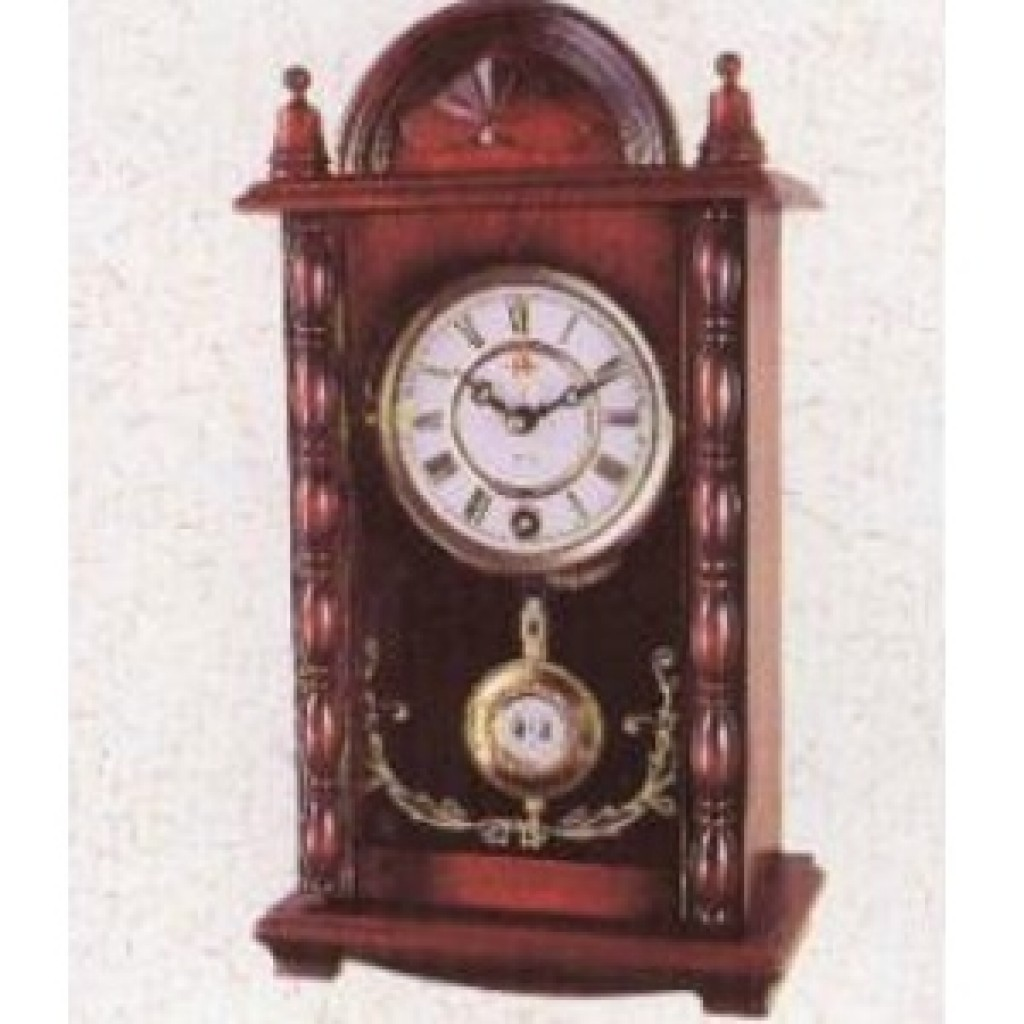 3108-2160 Wooden Table Clock