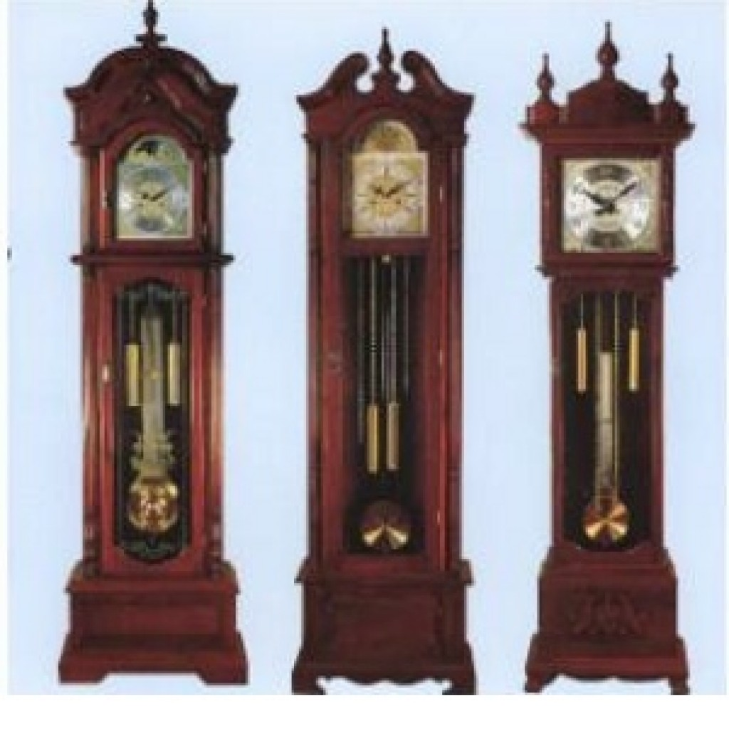 3108-2428 Grandfather Clock