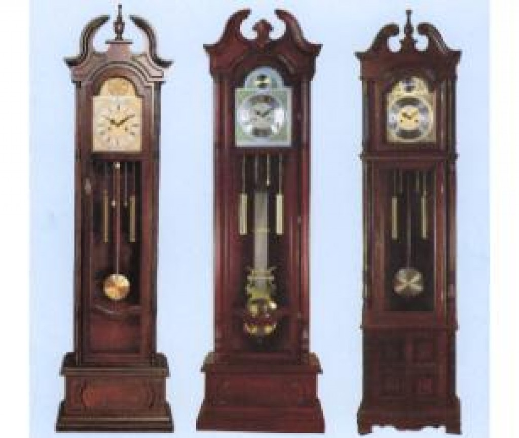 3108-2446 Grandfather Clock