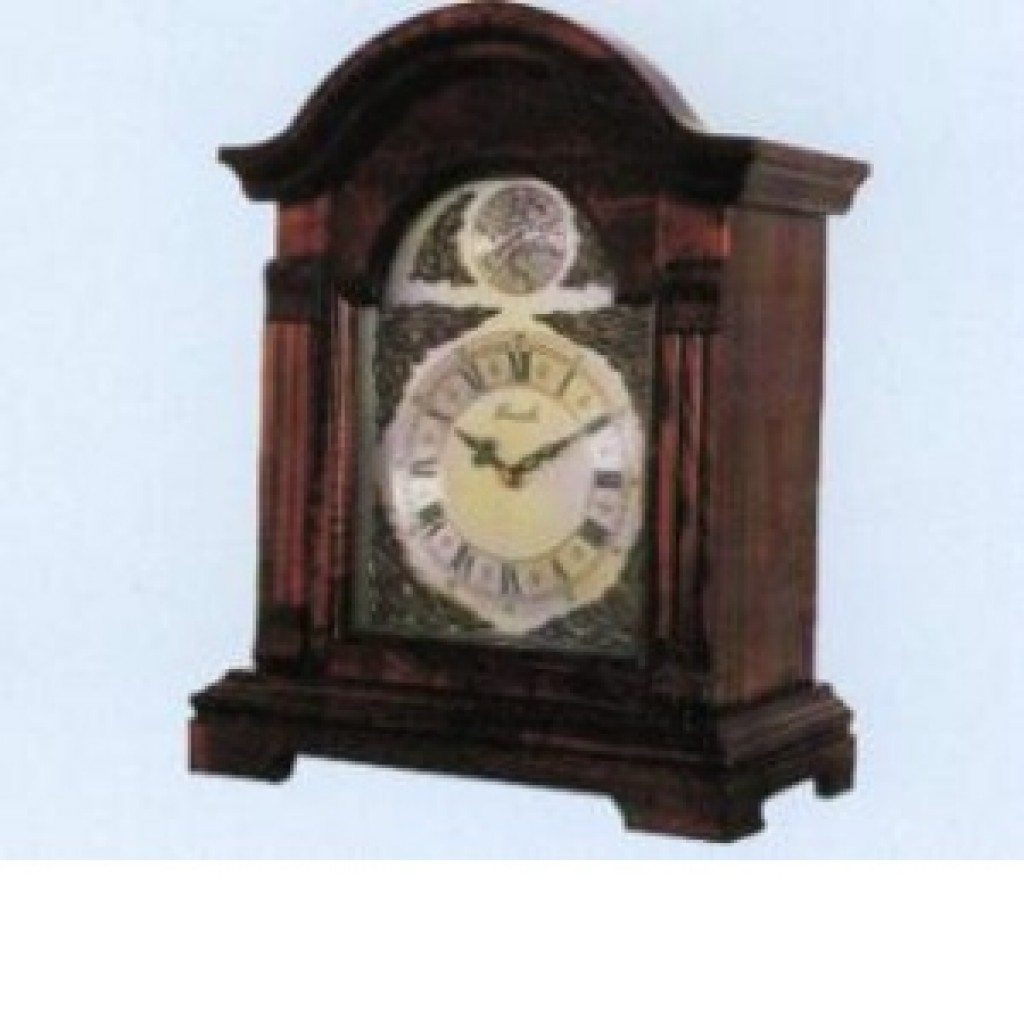 3108-291 Wooden Table Clock