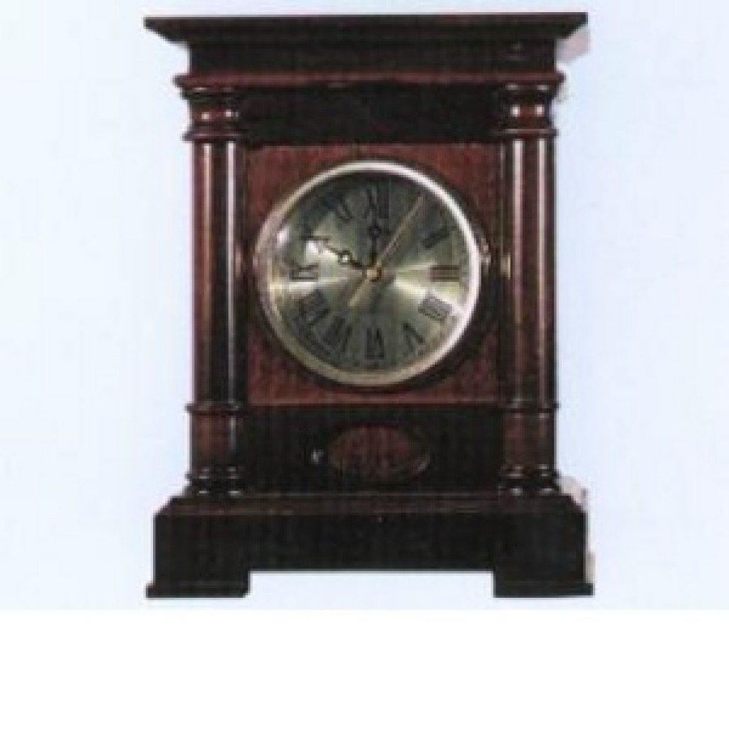 3108-DO1325 Wooden Table Clock