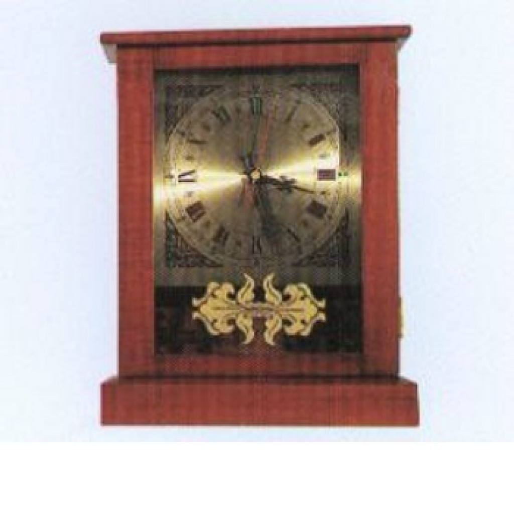 3108-DO1347 Wooden Table Clock