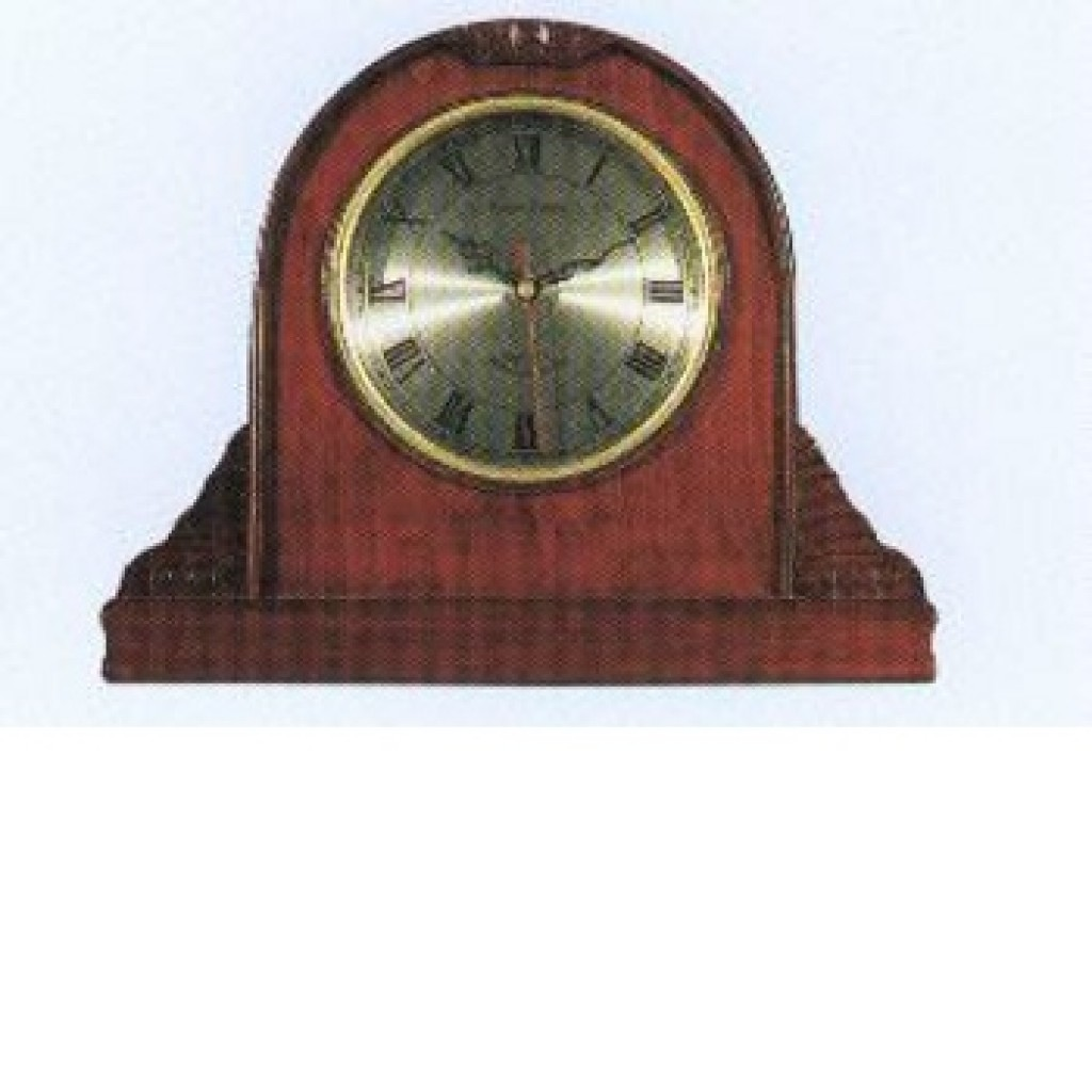 3108-DO1348 Wooden Table Clock