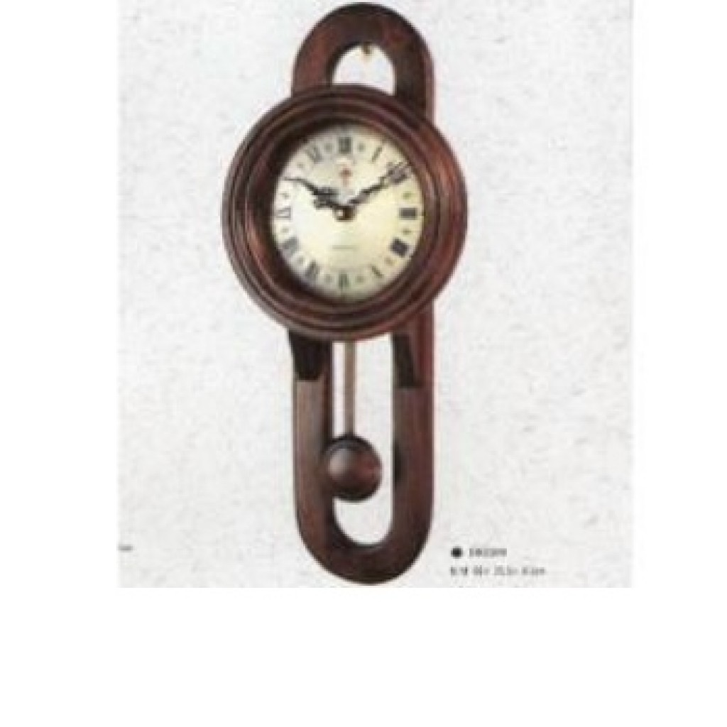 3108-DO2209 Wooden Wall Clock