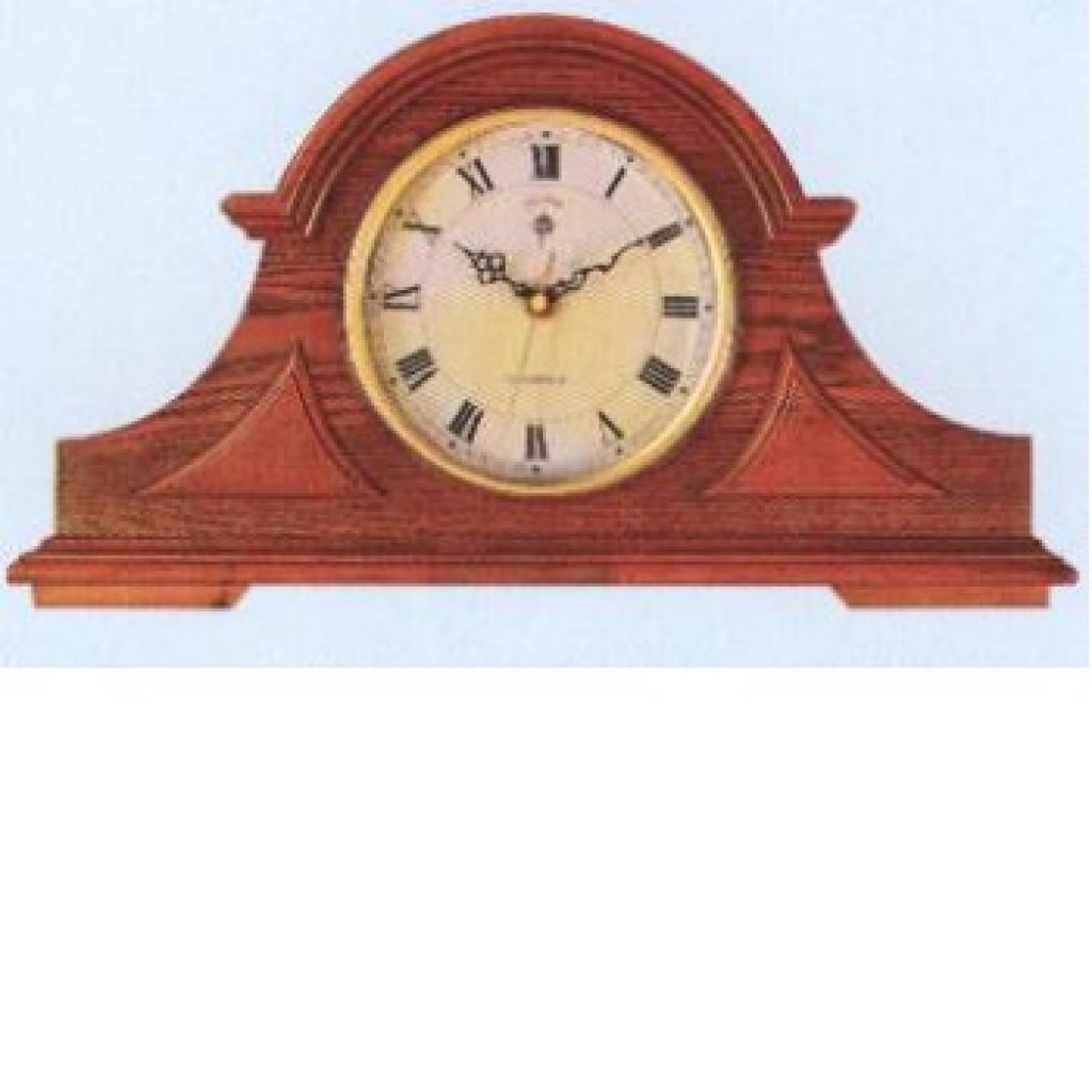 3108-DO2258 Wooden Table Clock