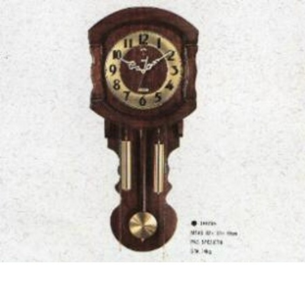 3108-DO238 Wooden Wall Clock