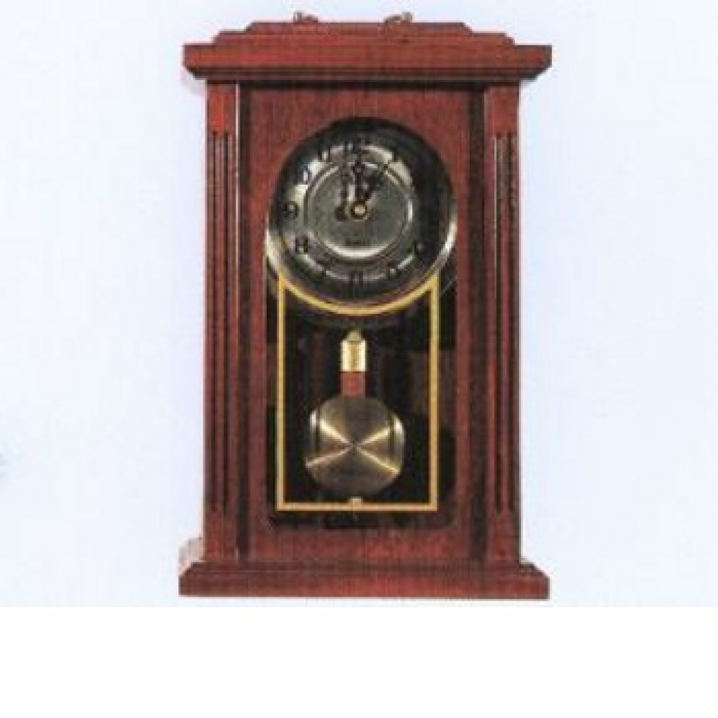 3108-DO2409 Wooden Table Clock