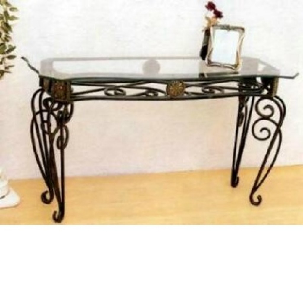 3144-FTB102 Metal Dining Table