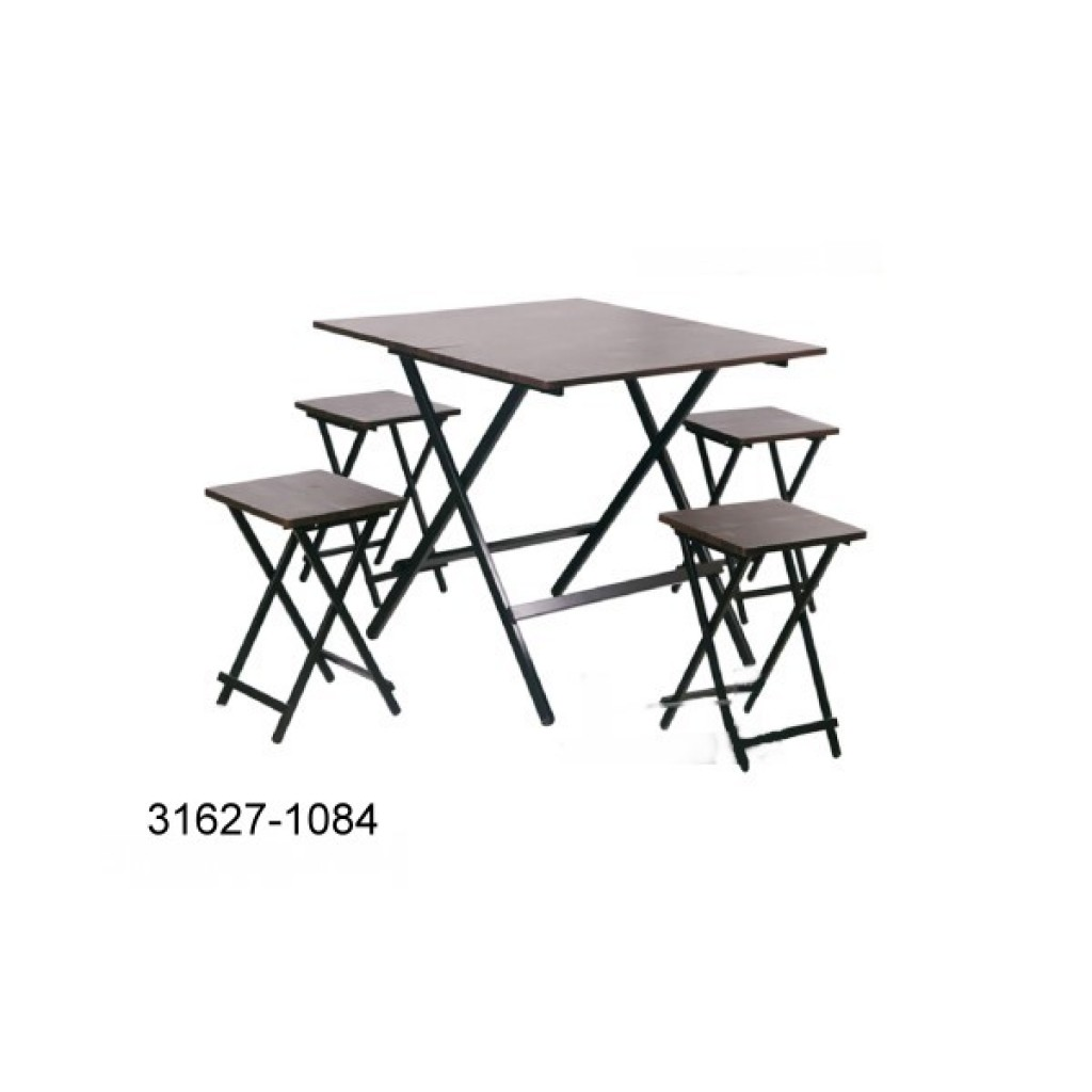 31627-1084 Dining table and chair