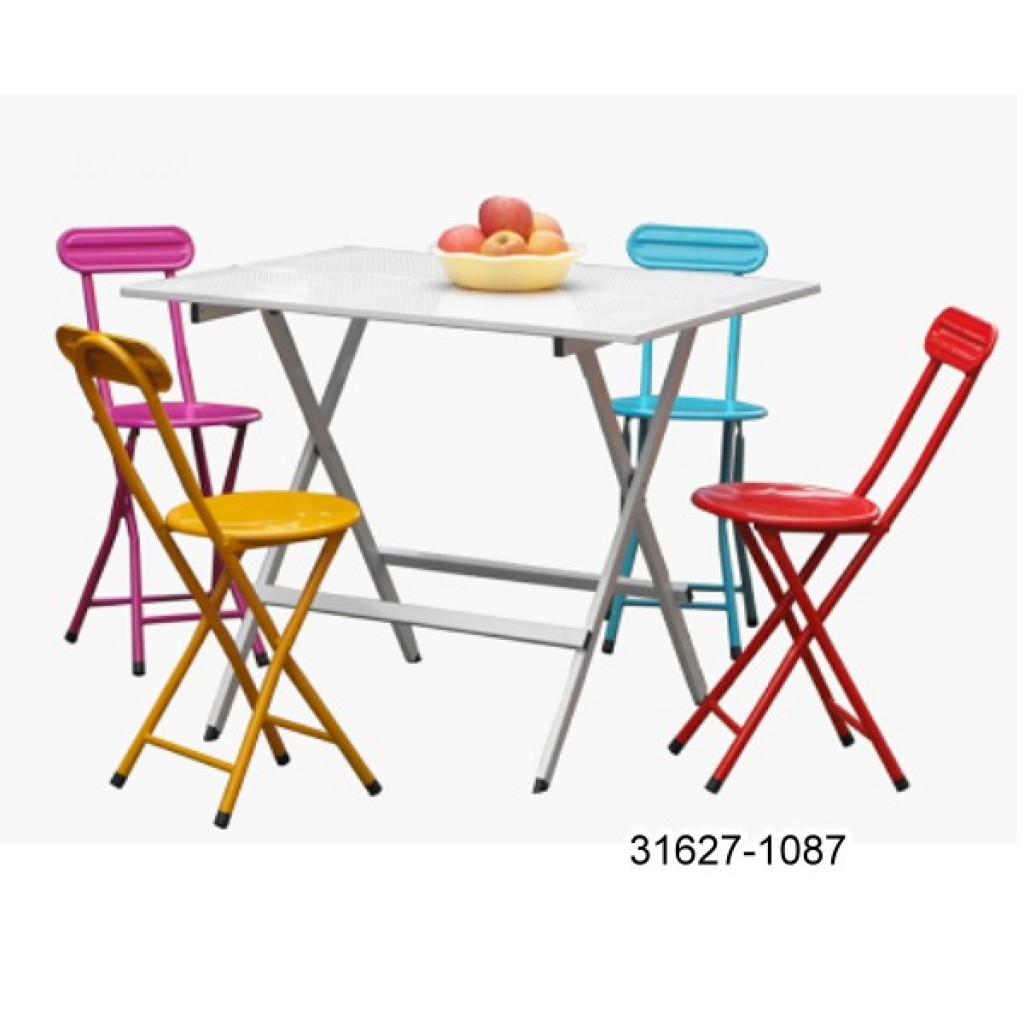 31627-1087 Folding chair and table