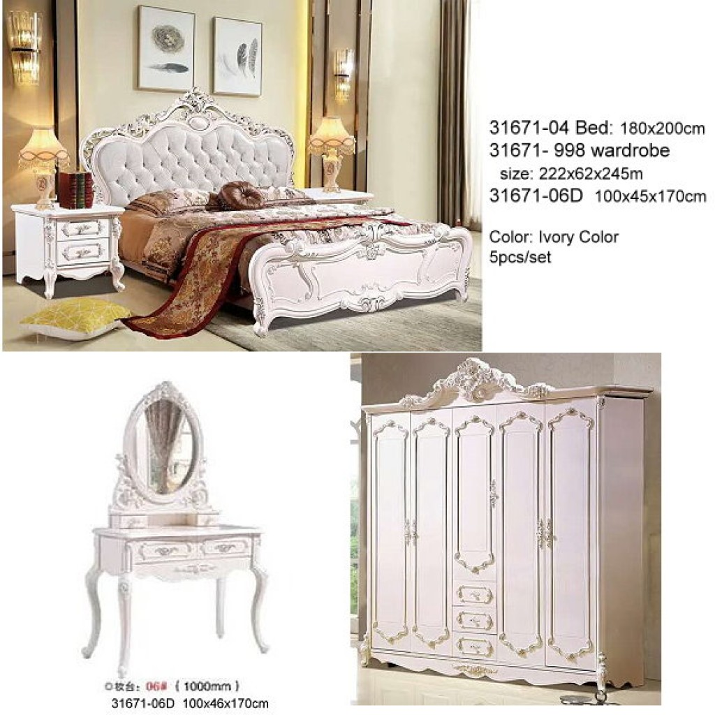 31671-04-IY Classic Bedroom Set