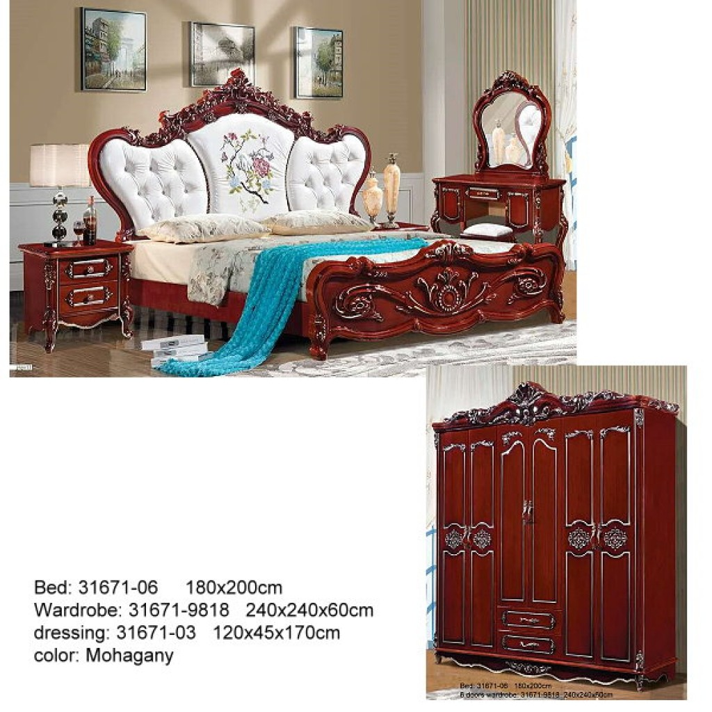 31671-06-MH Classic Bedroom Set