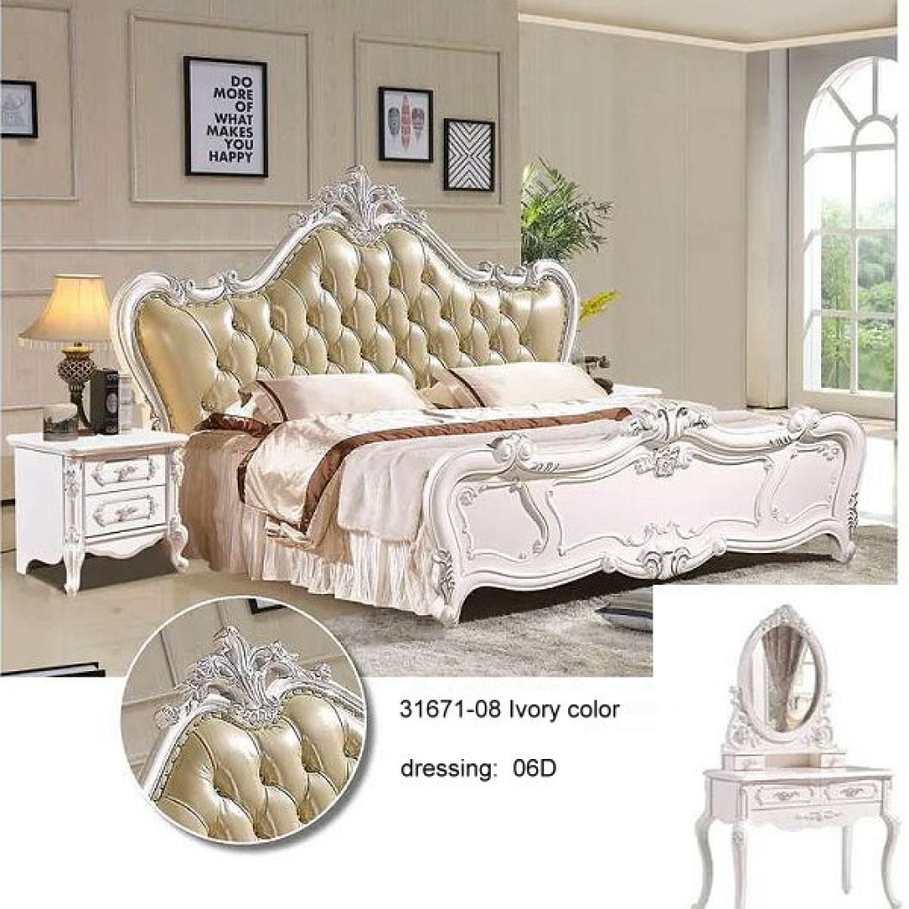 31671-08- IY Classic Bedroom Set