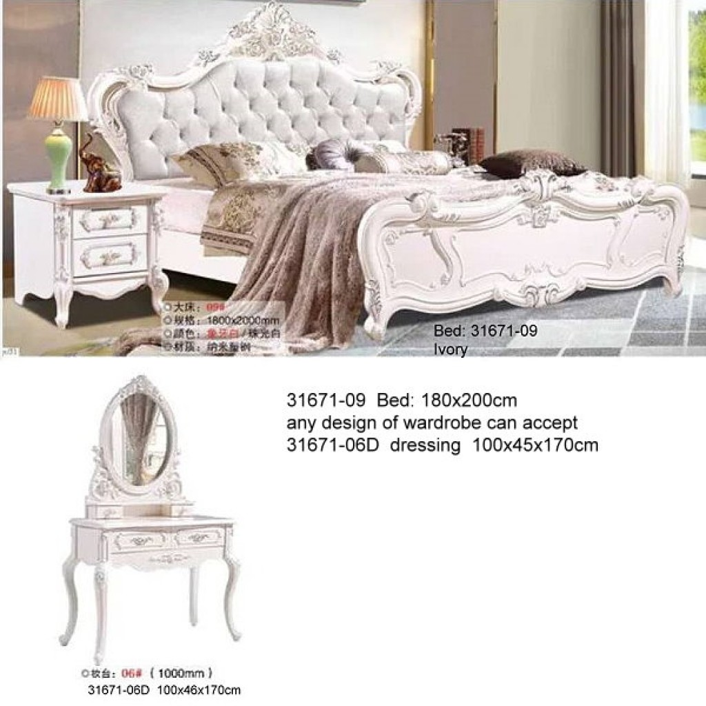31671-09- IY Classic Bedroom Set