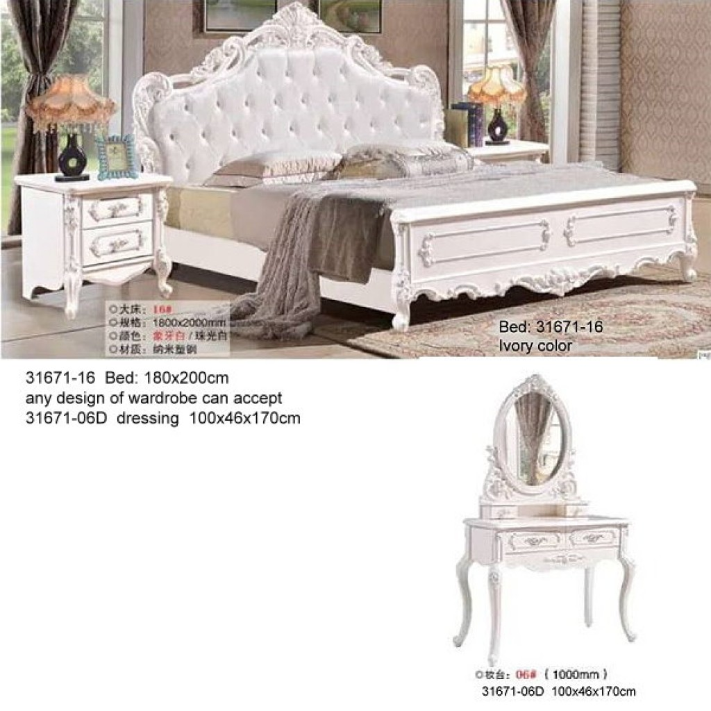 31671-16- IY Classic Bedroom Set