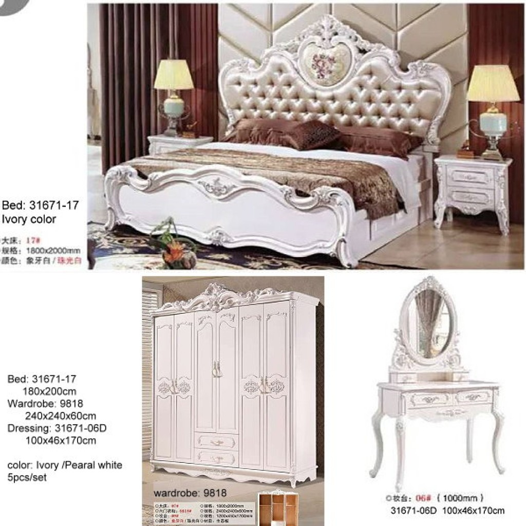 31671-17- IY Classic Bedroom Set