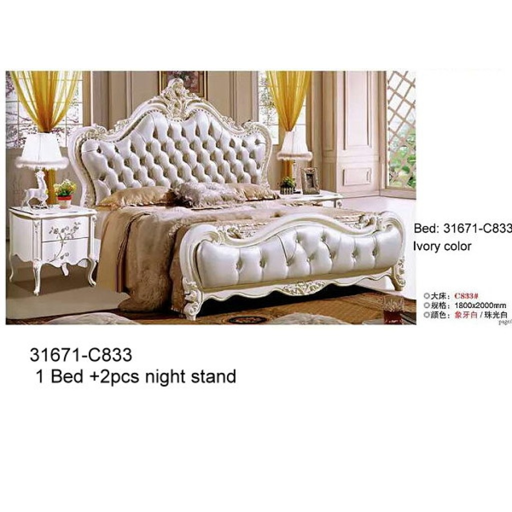 31671-B833 Classic Bedroom Set