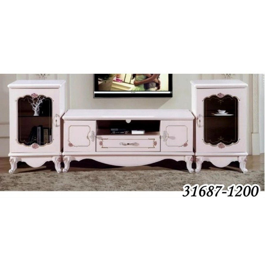 31687-1200 French Design TV Stand