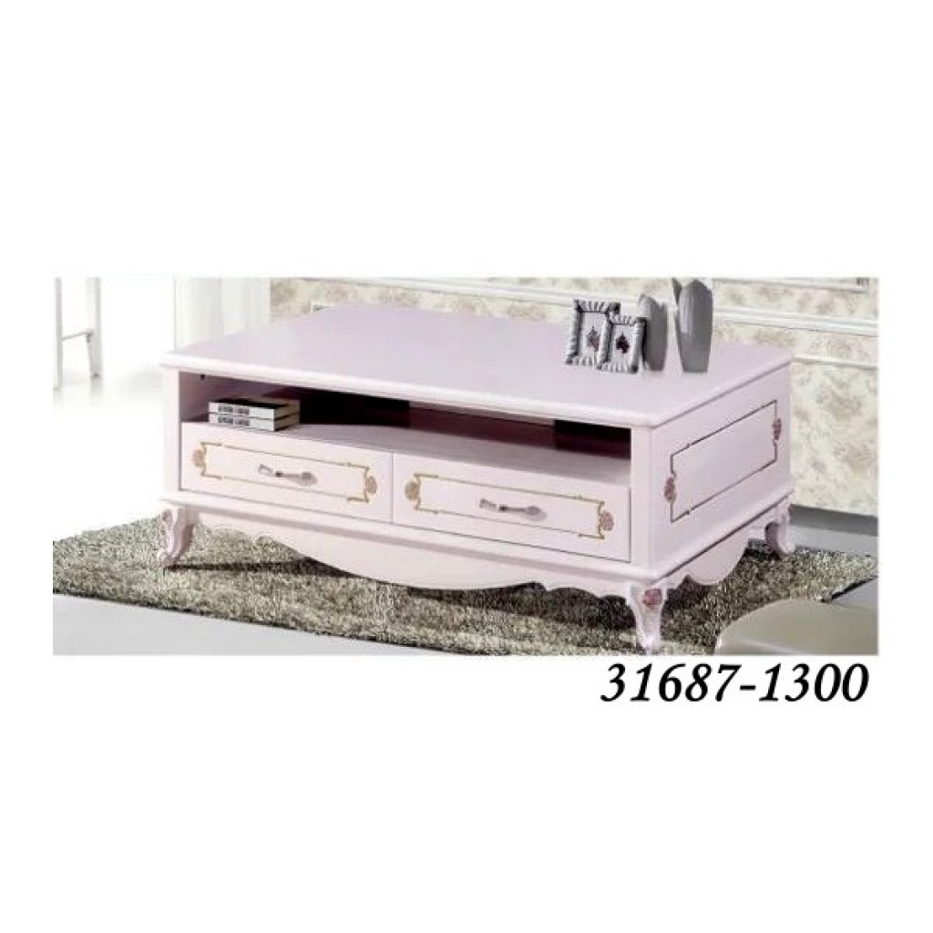 31687-1300 French Design TV Stand