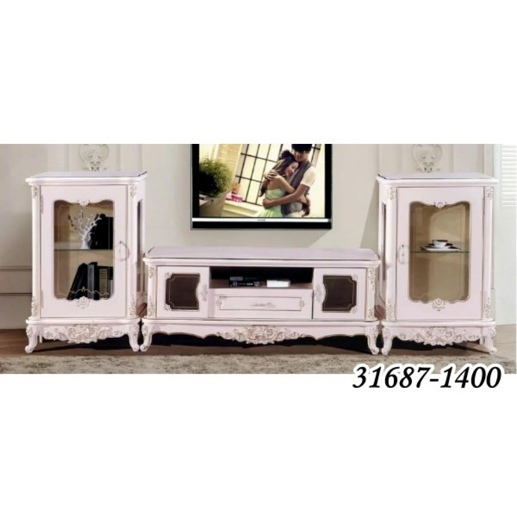 31687-1400 French Design TV Stand