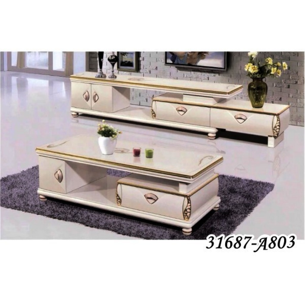 31687-A803 Elegant Design TV Stands