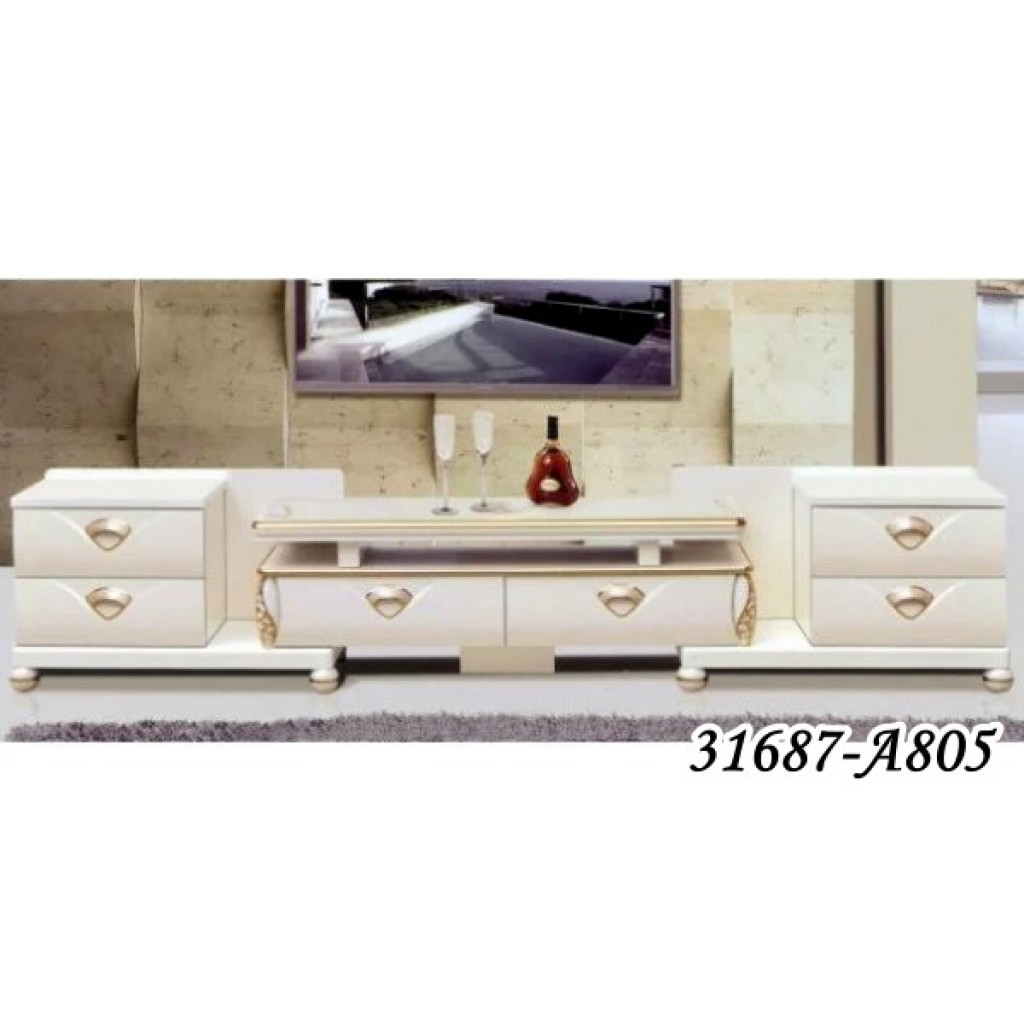 31687-A805 Simple Design TV Stand