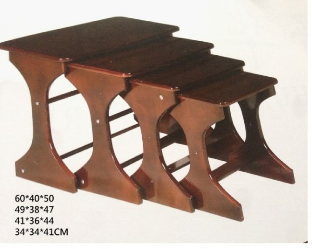 31764-TT-1 4PCS/SET NEST TABLE
