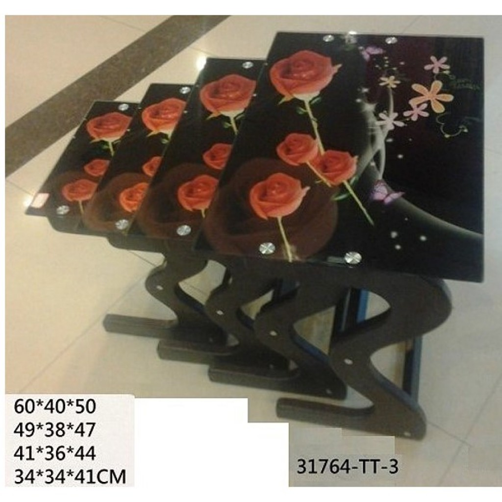 31764-TT-3   4PCS/SET NEST TABLE