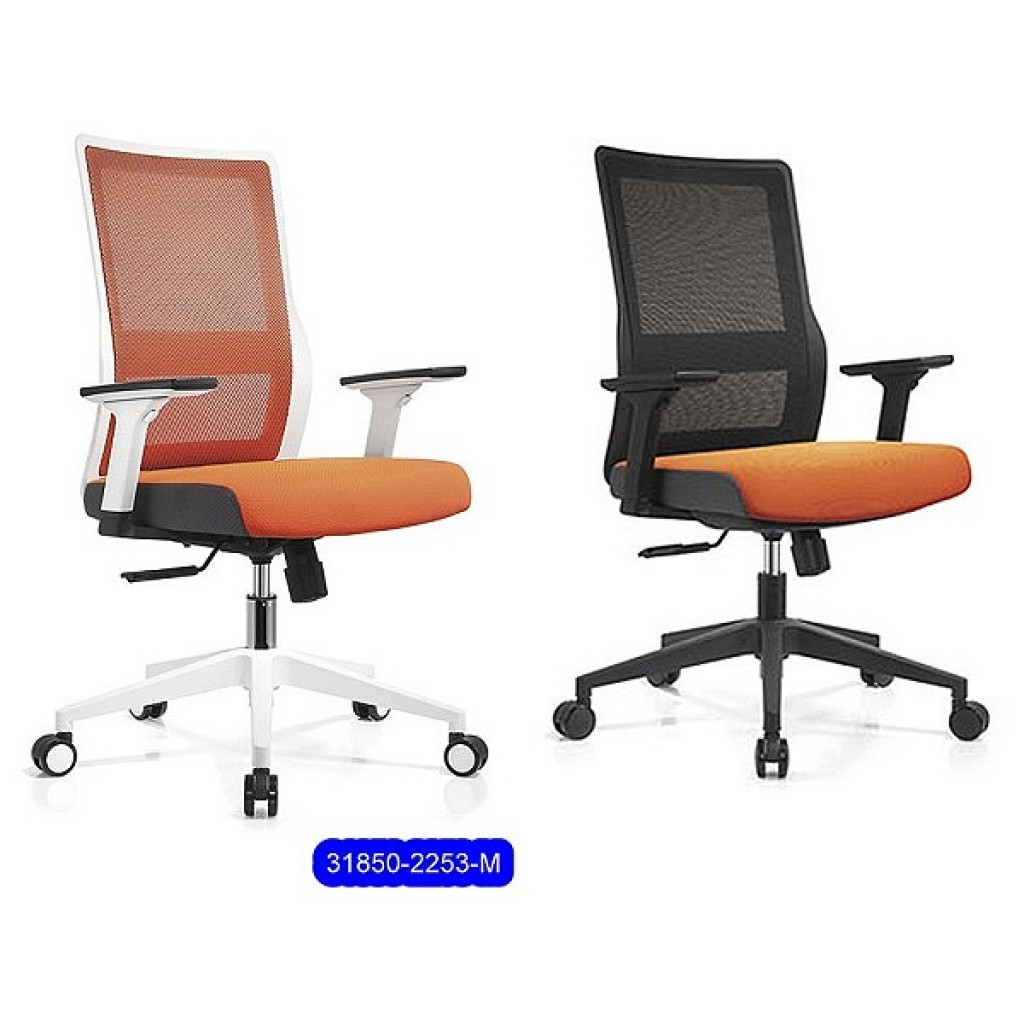 31850-2253M Middle Back Mesh office chair