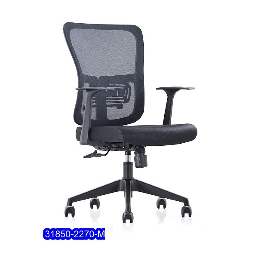 31850-B2270M Middle Back Mesh Office Chair