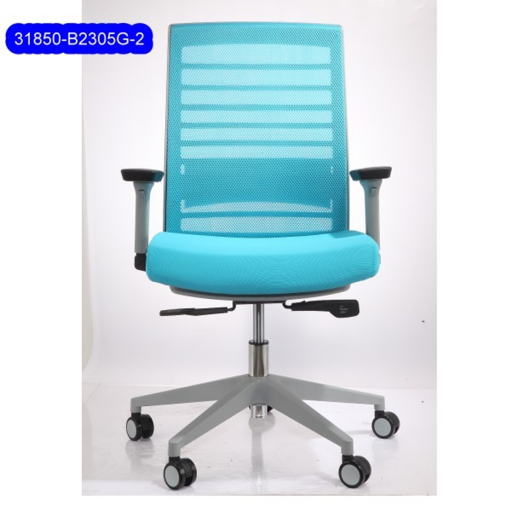 31850-B2305G-2 Middle Back Mesh Office Chair