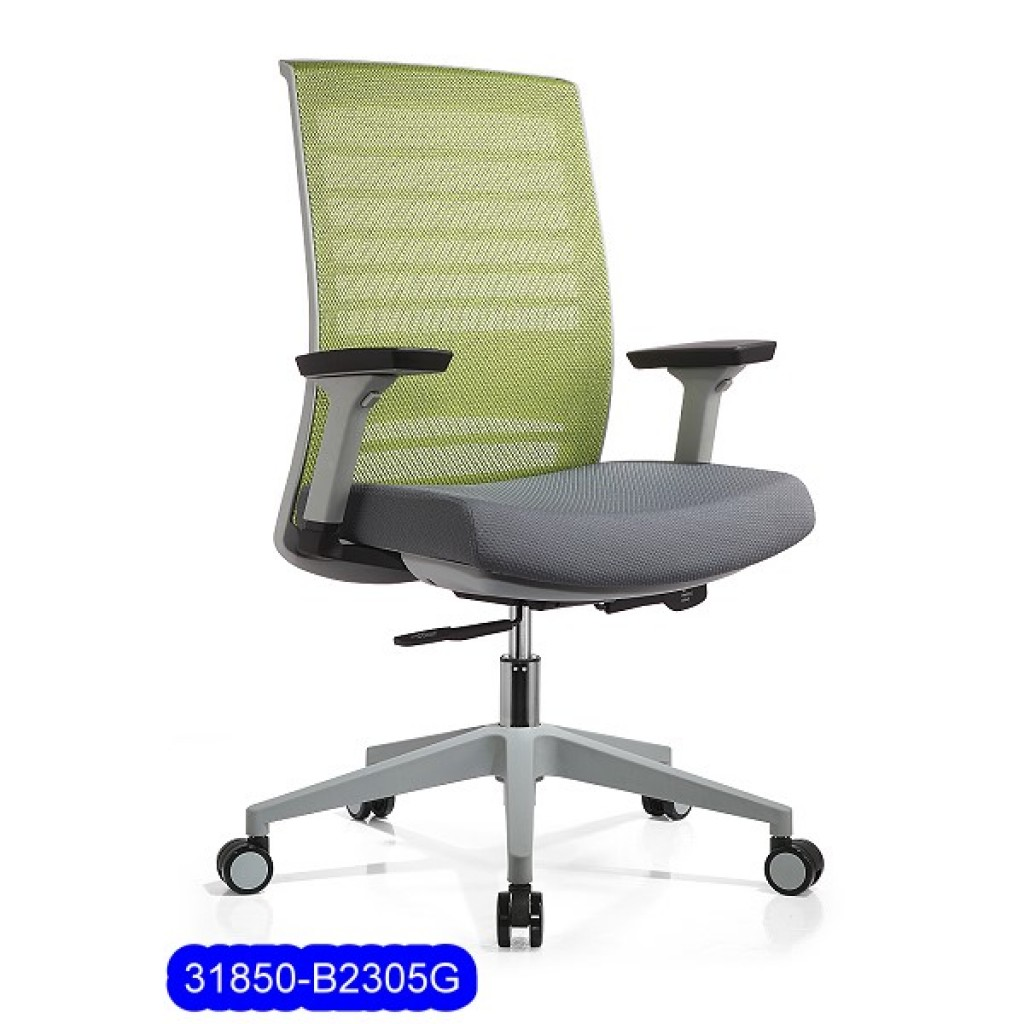 31850-B2305G Middle Back Mesh Office Chair