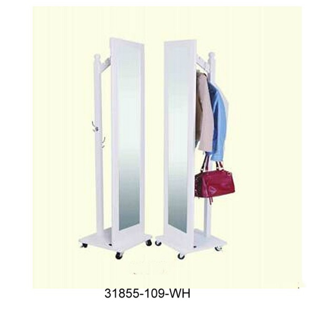 31855-109-WH Mirrosr Stand