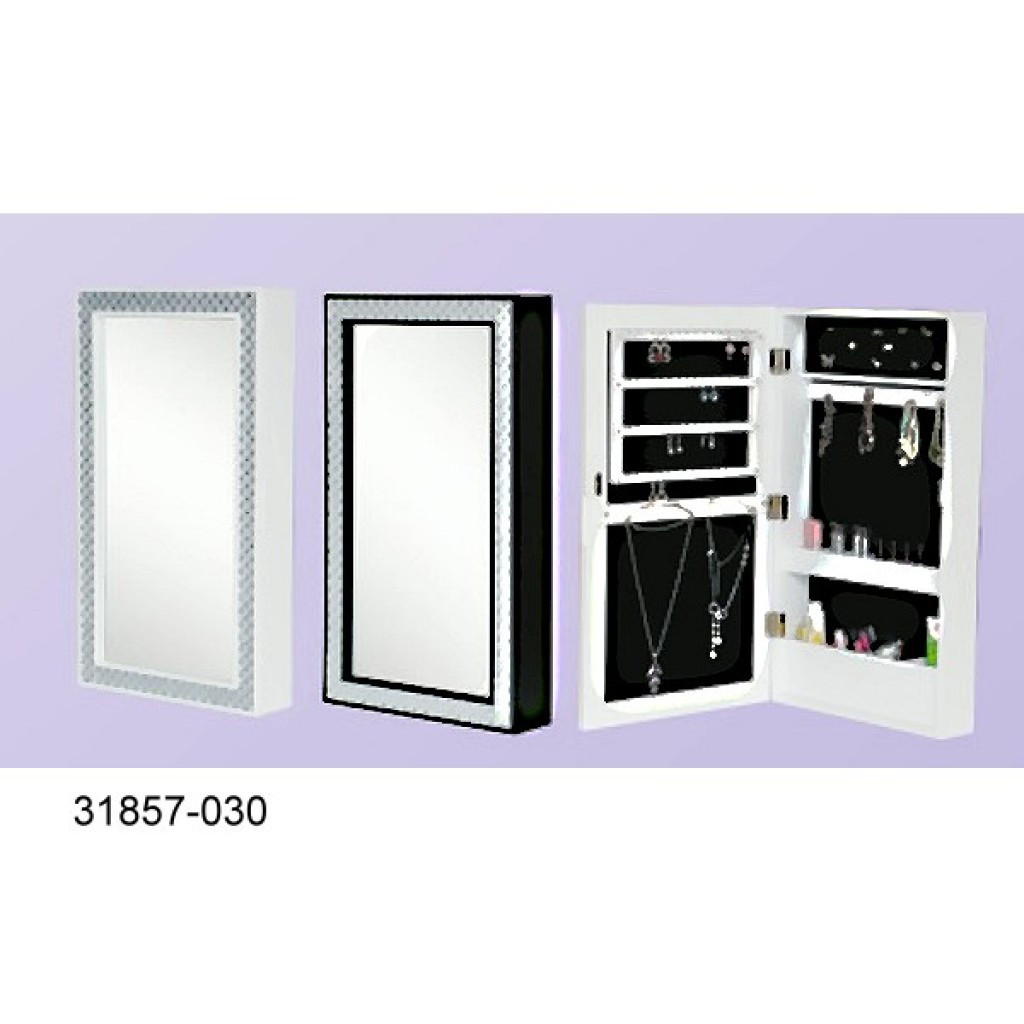 31857-030 LED Cosmetic Jewelry cabinet