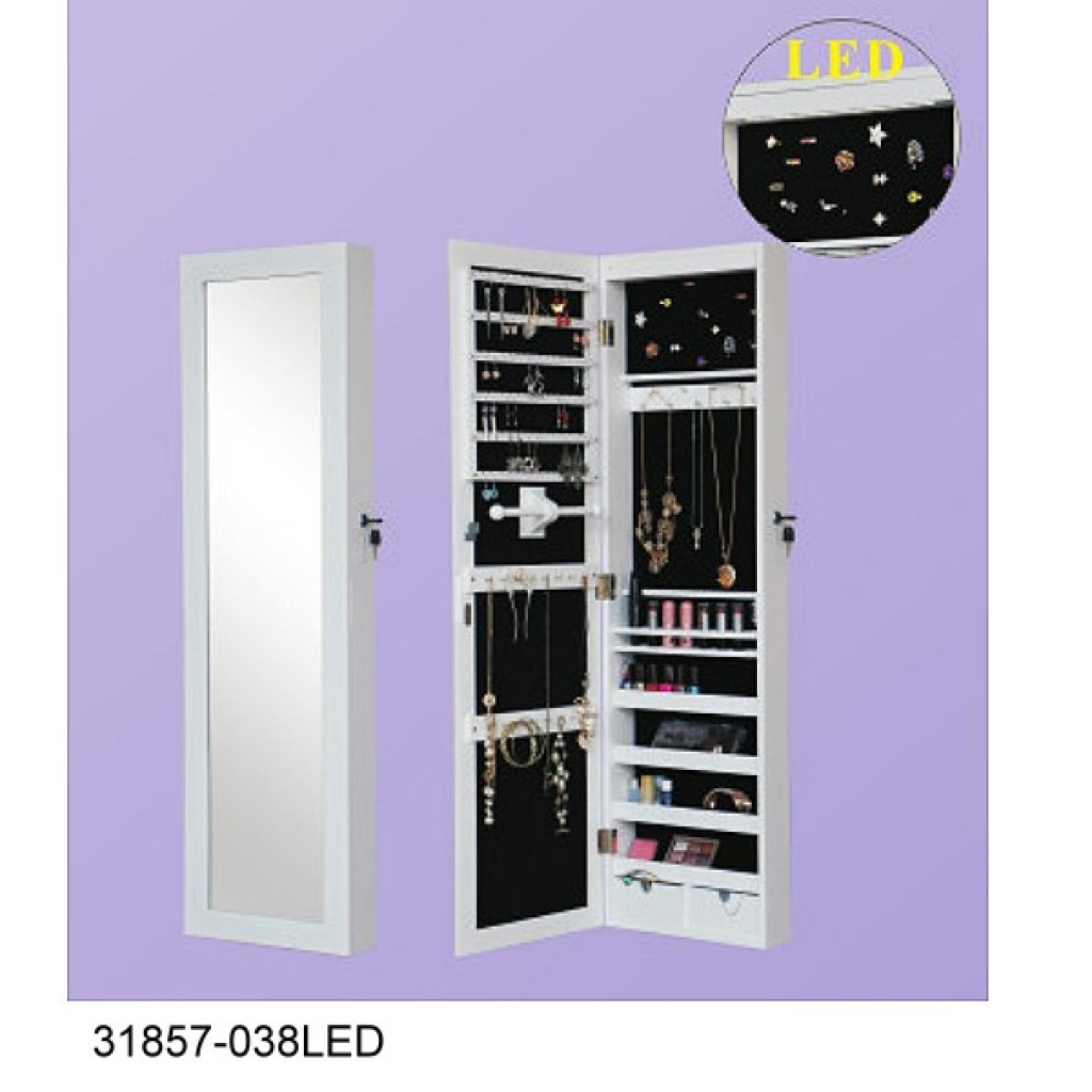 31857-038 LED Jewelry cabinet