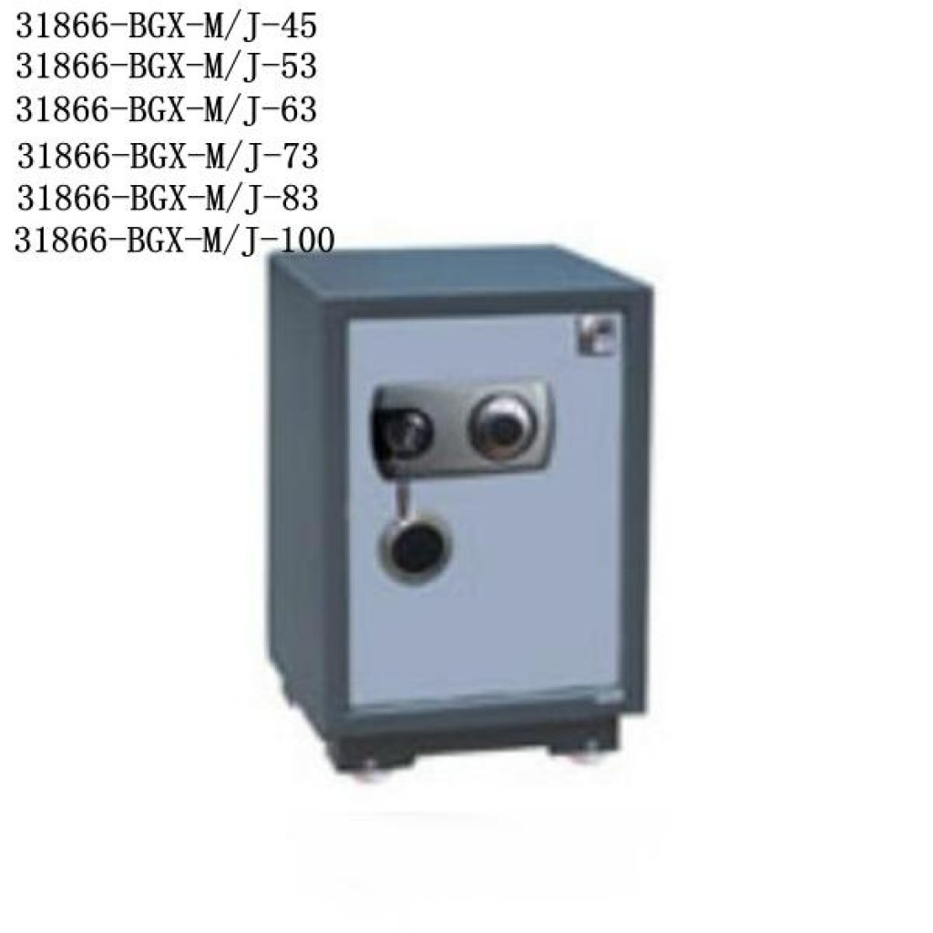 31866-BGX-M/J-45 safe box Mechnical lock