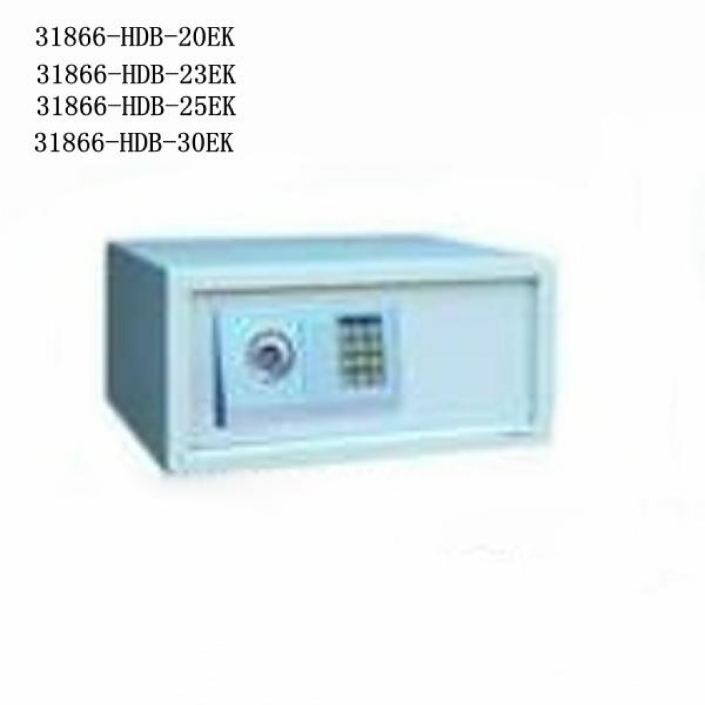 31866-HDB-20EK Digital lock with key lock