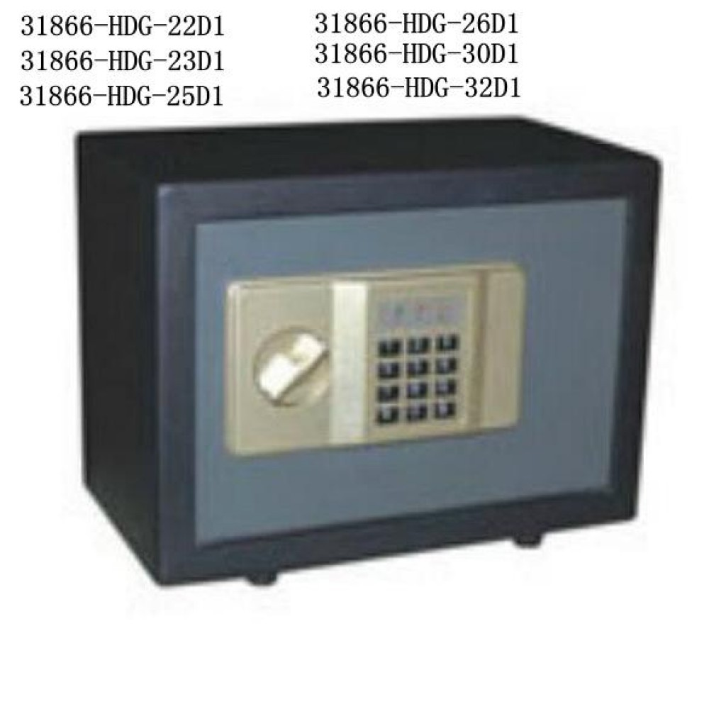 31866-HDG-22D1 safe box Digital lock